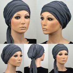 Turban Mode, Tie A Turban, Hijab Turban Style, Hair Wrap Scarf, Hair Scarf Styles, Turban Headband Tutorial, Turban Headbands, Ways To Wear A Scarf, How To Wear Scarves