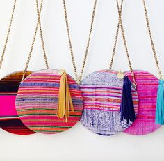 GAIA roundies are made from vintage + repurposed fabric by resettled refugee women living in Dallas // www.gaiaforwomen.com
