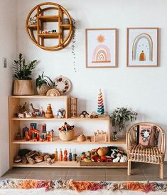 baby things Boho nursery decor ideas and art for a bright and vintage room. Gender neutral for either a boy nursery or girl nursery.