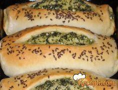Pesto Recipe, Bread And Pastries, Rolls Recipe, Cheesesteak, Bagel, Ethnic Recipes, Food, Essen, Eten