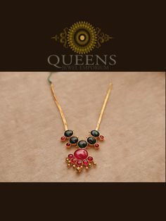Unique kemp necklace | Queens Jewellery #Indian #Jewellery