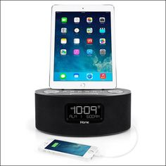 iHome iPad Pro Docking Station and Speakers - Finding the best iPad Pro 10.5 inch Docking Station with speaker? Take a look on this collection of Best iPad Pro Docking Station With Speakers from amazon.