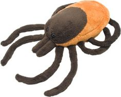 Tick plush doll- They finally have a tick plush!