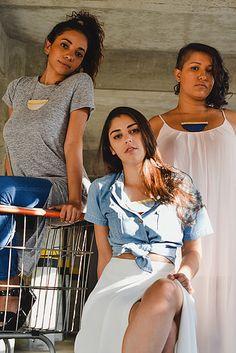 Colar Meia Bolua | Modelos: Ana Carolina Monteiro, Larissa Ohana e Taísa Helena | Fotografia: Victor Tadeu | Styling: Larissa Ohana