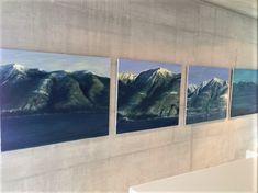 Windows, Landscapes, Kunst, Window, Ramen