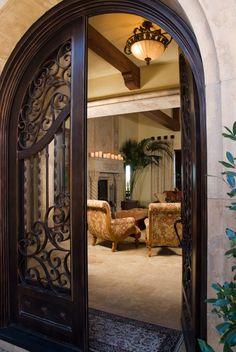 Tuscan - Kathy Ann Abell Interiors | San Diego