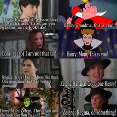Awesome Regina Henry Zelena Cora Evil Queen in/from Snow White Elphaba the…