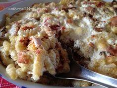 Η αγαπημένη μας μακαρονάδα στον φούρνο - Anthomeli Cookbook Recipes, Pasta Recipes, Keto Recipes, Cooking Recipes, Cooking Pasta, How To Cook Pasta, Diy Food, Macaroni And Cheese, Food Processor Recipes