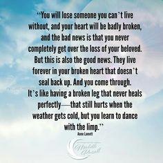 Gebroken hart..