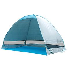 G4Free Outdoor Automatic Pop up Instant Portable Cabana Beach Tent 23 Person C&ing Fishing Hiking Picnicing  sc 1 st  Pinterest & Genji Sports Pop Up Family Beach Tent And Beach Sun shelter | Sun ...