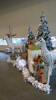 #UMALONG #sculpture #Deer #upcycle #cardboard