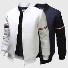 16d340534e Find More Jackets Information about 2015 Hot Sale Fashion Spring Autumn  Long Sleeve Stand Collar White