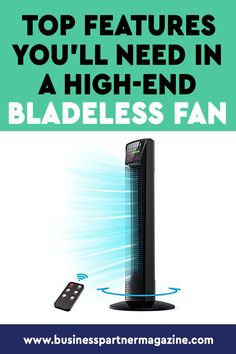 To buy the right bladeless fans, you need to know their best qualities to make sure you get the best value for money. Here are the top features that would benefit you should look for: #bladelessfan #technology #efficiency