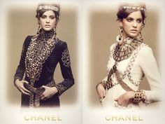 Chanel Byzantine collection