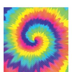 Feeling Groovy Lunch Napkins - Party City