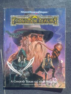 Dungeons and Dragons Forgotten Realms Campaign