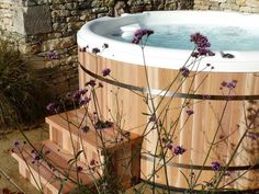 Nordic Hot Tub Features - Quality Hot Tubs in Kingsville Round Hot Tub, Hot Tubs, Interior Lighting, Porches, Maryland, Pools, Outdoor Decor, Design, Courtyards