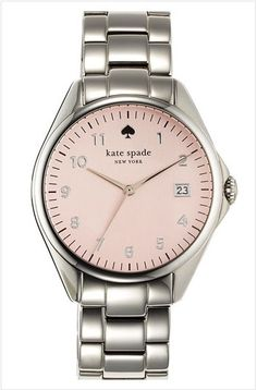 Kate Spade Watch - I rarely find watches I like, but this one is adorable!