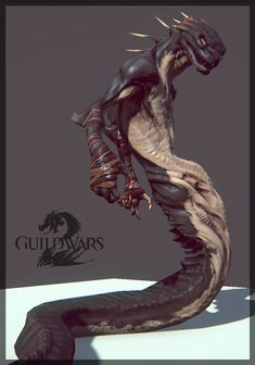 Had a great time up at arenanet working on guild wars awesome people and great company culture. anyway, here's some of the stuff i did. I couldn't find renders for some stuff unfortunately. Alien Creatures, Fantasy Creatures, Mythical Creatures, Alien Concept Art, Creature Concept Art, Hr Giger, Creature Feature, Creature Design, Aliens