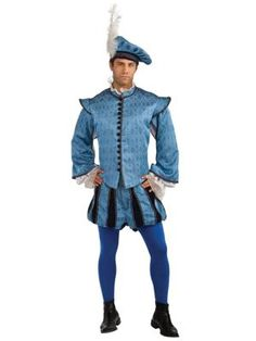 Adult Grand Heritage Hamlet Costume