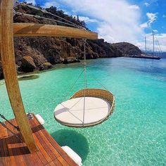 Clear water. www.maxviral.com #travel #beach #summer