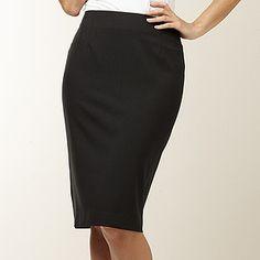 City Dressing Core Bi-Stretch Skirt