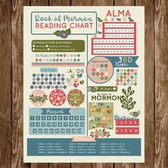 BOOK OF MORMON Read Chart || 90 Day Schedule || President Nelson's Challenge Bullet Journal Books, Book Journal, Lds Scriptures, Reading Charts, Day Schedule, Personal Progress, Book Of Mormon, Scripture Study, Day Book