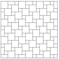 Bathroom Floor Tile Pattern