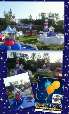 #fundraising events are lots more fun with #balloons