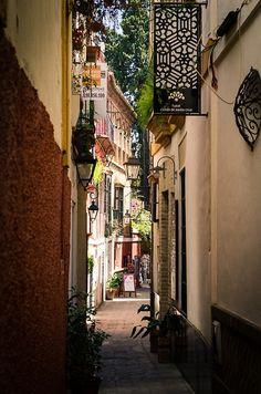 Calle Pimienta, Sevilla.