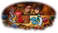 Boas festas do Google 2008 - 3