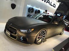 Wald Maserati Ghibli