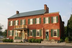 Belle Boyd House - A spy for the Confederate Army during the Civil War - Belle's spirit and spirits of the past that visited the house have made their presence known. #GoToWV