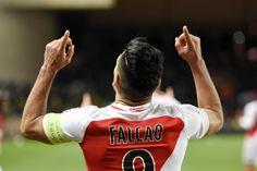 @Monaco Radamel #Falcao García #9ine