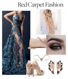 """""""#11"""" by rosetera ❤ liked on Polyvore featuring Sebastian Professional, Rupert Sanderson, Yannis Sergakis Adornments, Nak Armstrong and LC Lauren Conrad"""