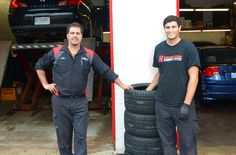Everyone needs a great mechanic who they can trust. Why not let Hamilton Alignment & Brakes be that mechanic? Call us now at (905) 549-7665 and set up an appointment for service. Our mechanics are experts in servicing and repairing all types of makes and models. We use the latest technology to help us diagnose all types of issues. Our mechanics have plenty of experience with doing alignments, brakes, diagnostics, driveline, electrical/computer service, exhaust, filters, general maintenance…