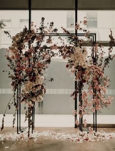 Sydney Florist / Wedding Arch / Arbor / Wedding Stylists / Pia & Jade / View more on The LANE