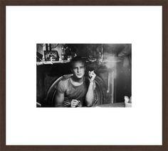 Elia Kazan, Streetcar (Marlon Brando), 1951 / 2013 © www.lumas.de/ #Lumas50er…