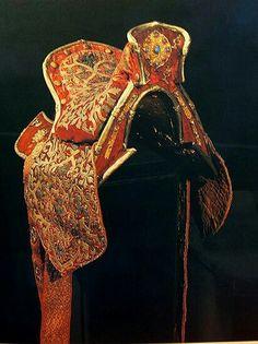 Ivan The Terrible's Saddle 16th Century