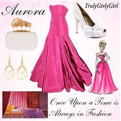 disney princess  pumps | Disney Style: Aurora (Disney Princess Designer Collection)