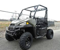 NEW 2015 Polaris RANGER 570 Mid-Size Green AWD UTV NO BS FEES CALL JOSH! - EXCLUSIVE DEAL! BUY NOW ONLY $8897.32