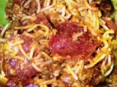 Crockpot Pizza (Slow Cooker) Recipe  Interesting....