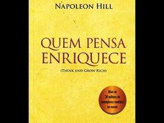 PENSE E FIQUE RICO   Por NAPOLEON HILL   Resumo Animado Resenha Nilton U...