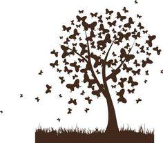 arbre papallones