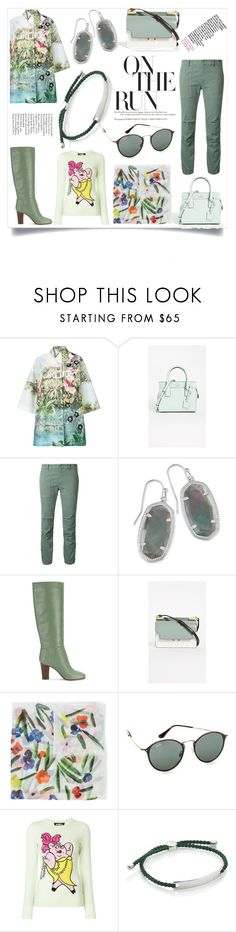 """Self confidence is the best outfit"" by emmamegan-5678 ❤ liked on Polyvore featuring Antonio Marras, Kate Spade, Nili Lotan, Kendra Scott, Valentino, Marni, Oscar de la Renta, Ray-Ban, Jeremy Scott and Monica Vinader"