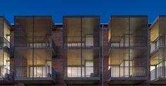 Hill Thalis - Majestic Apartments - Adaptive Reuse - Heritage housing - lane horizontal