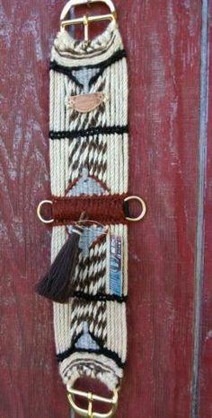 vaquero-Buckaroo-cinch-100-mohair-handmade-my-shop-wade-saddle-Custom-made