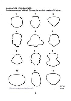 Source: www.netplaces.com/cartooning/caricatures-that-work/recognizing-facial-feature-types.htm