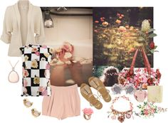 """""""Floral Princess"""" by gregory-joseph on Polyvore"""