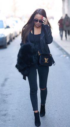 street style #fashion blogger